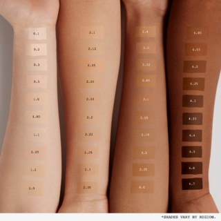 Studio Skin 24H Full Coverage Foundation 0.1