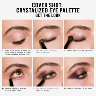 Crystalized Eye Shadow Palette