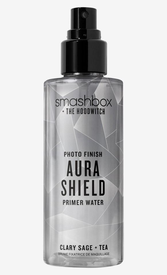 Crystalized Photo Finish Primer Water Aura Shiled