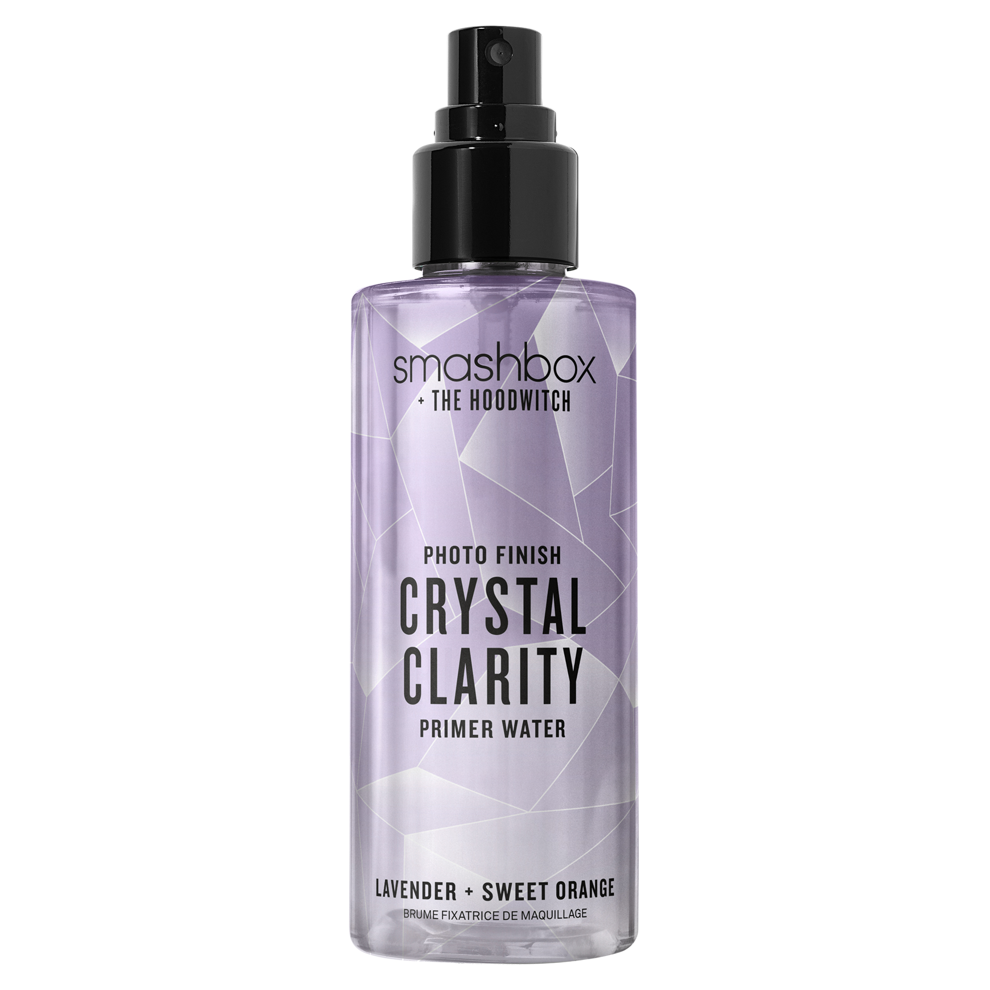 Crystalized Photo Finish Primer Water Crystal Clarity