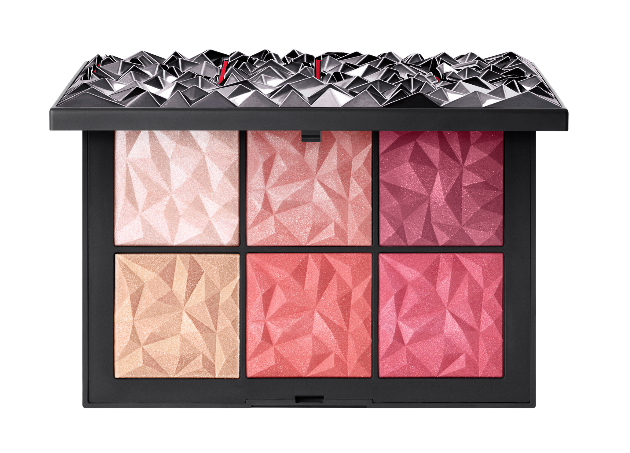 Hot Tryst Blush Palette 6 x 2,35G
