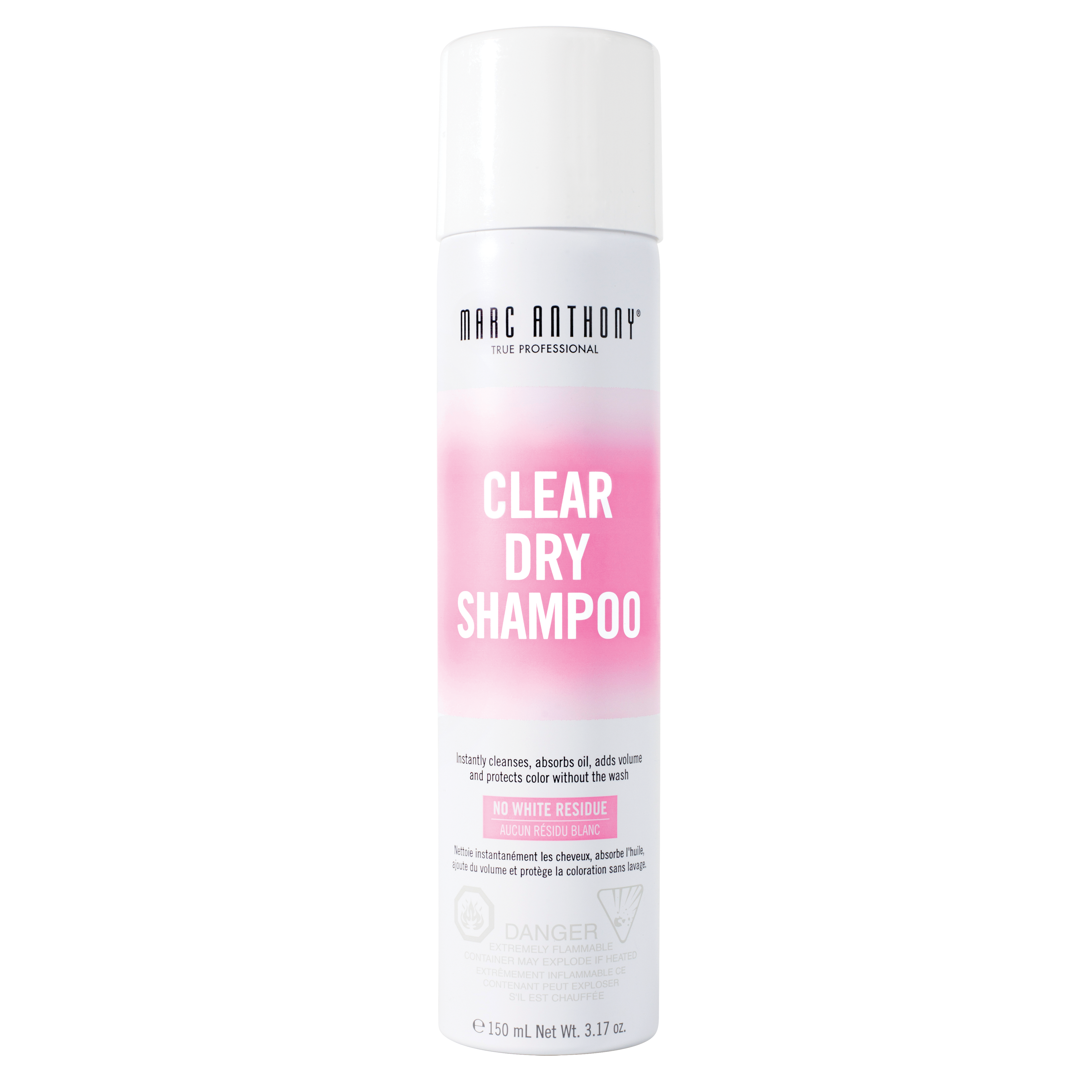 2nd DAY Clear Dry Shampoo