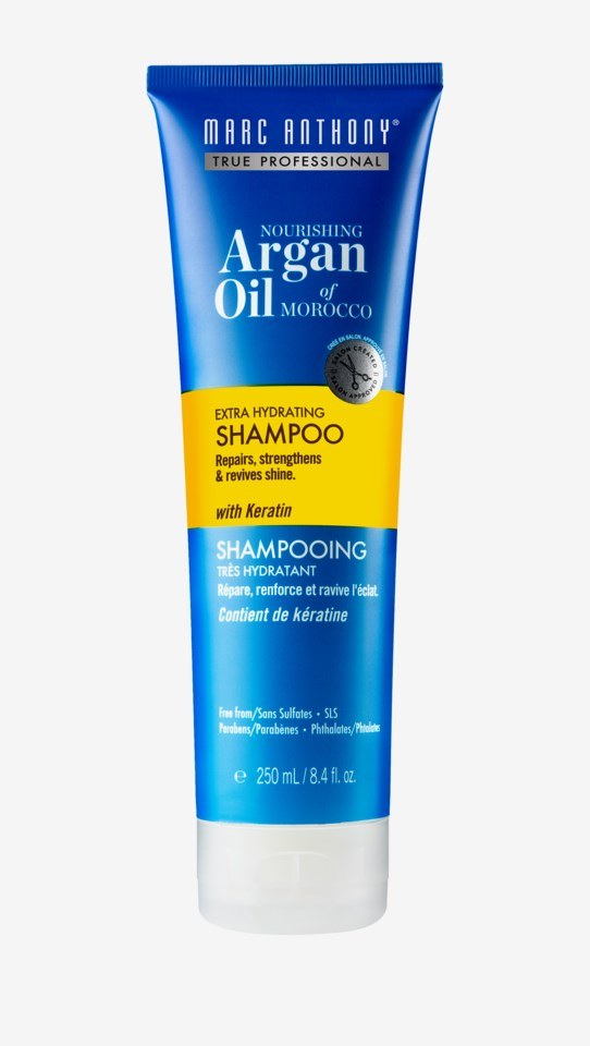 Nourishing Argan Oil Of Morocco Shampoo 250ml