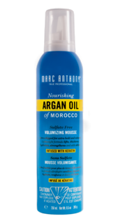 Nourishing Argan Oil Of Morocco Volumizing Mousse 250 ml