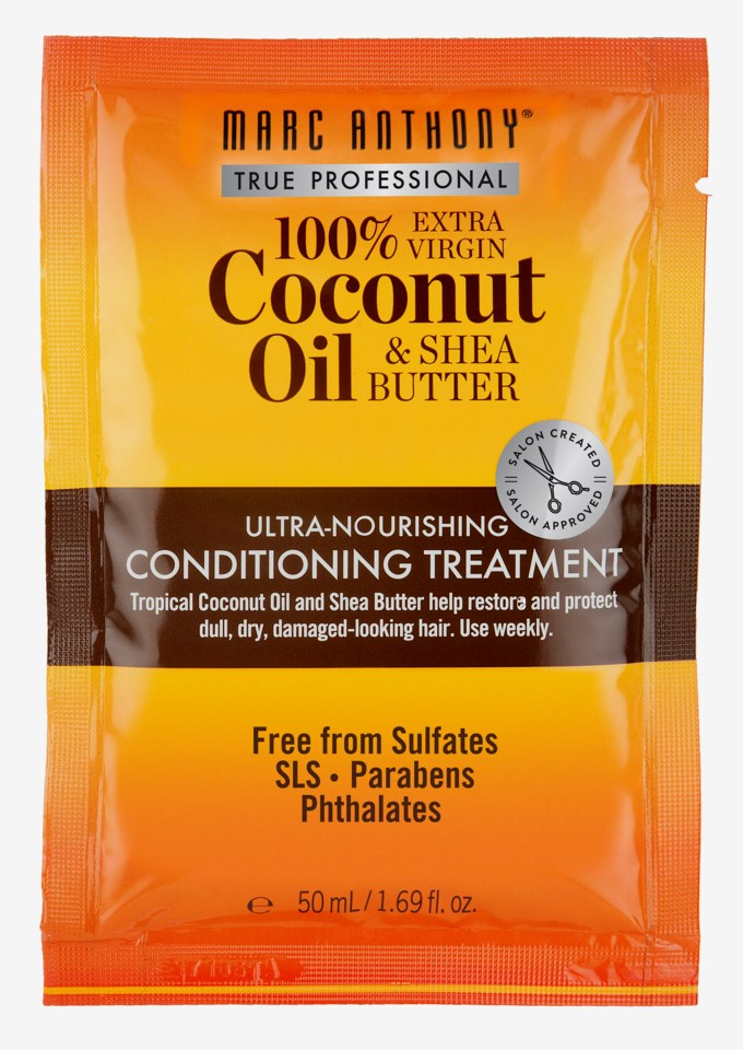 Hydrating Coconut Oil & Shea Butter Conditioning Treatment 50ml