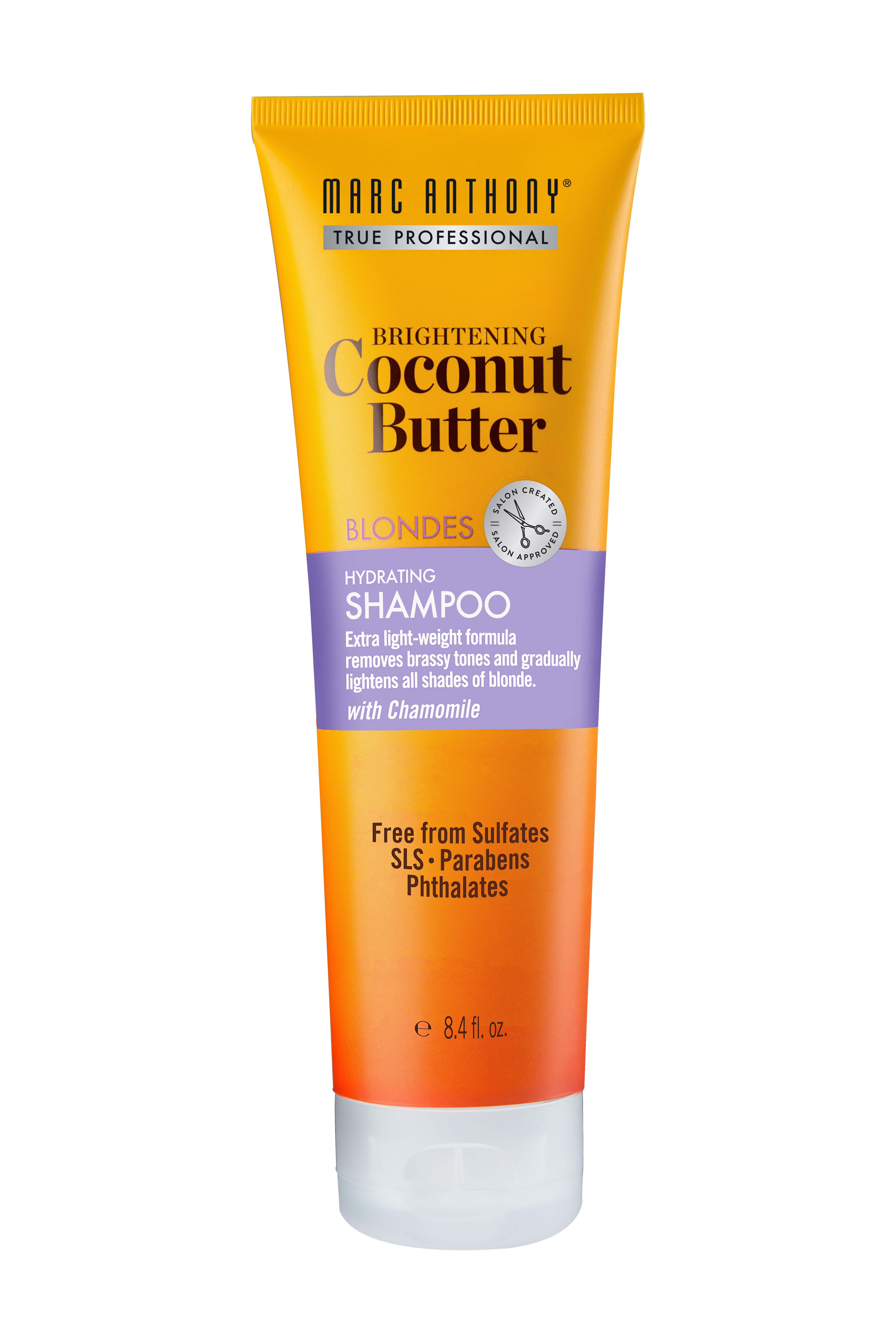 Brightening Coconut Butter Blondes Shampoo