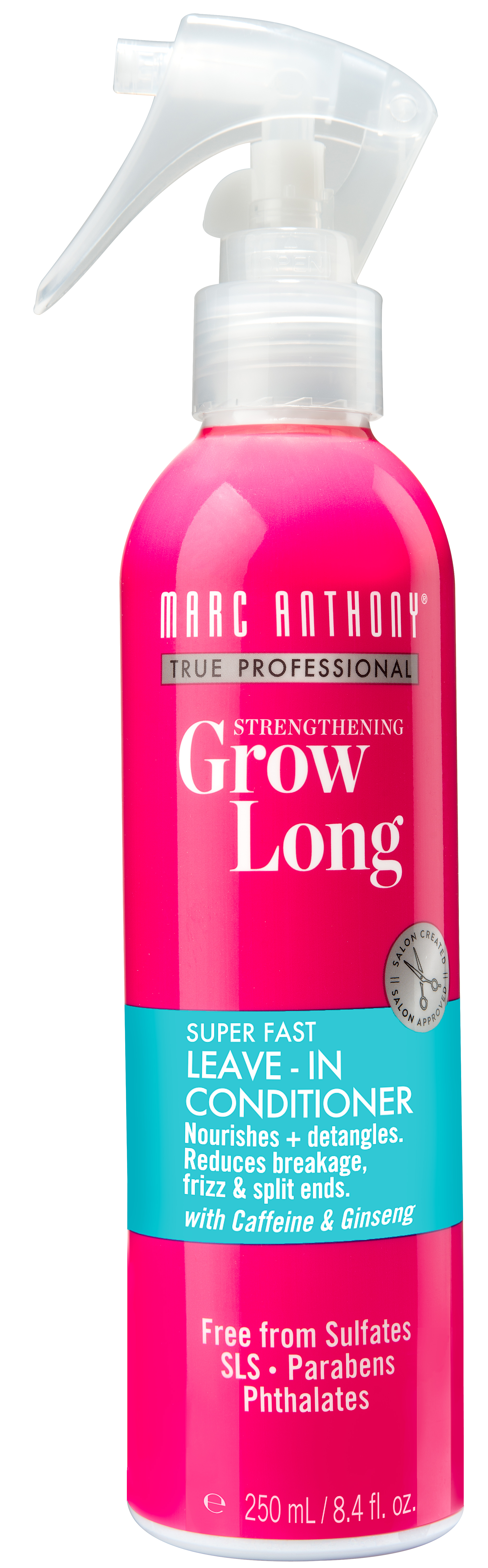Grow Longer Caffein Ginseng Leave In