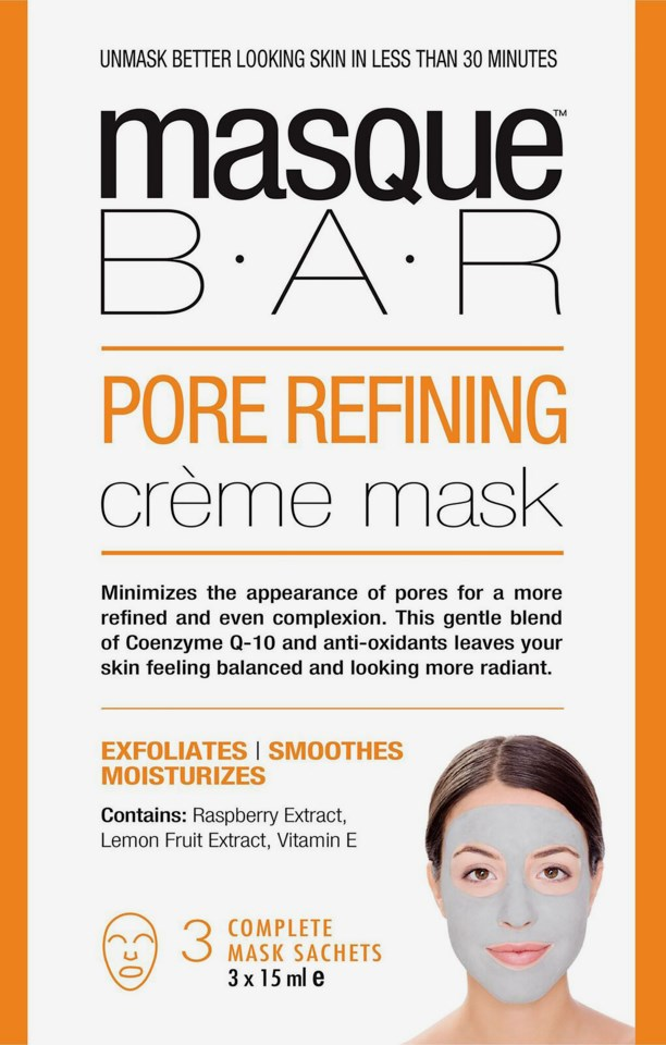 Pore Refining Creme Mask