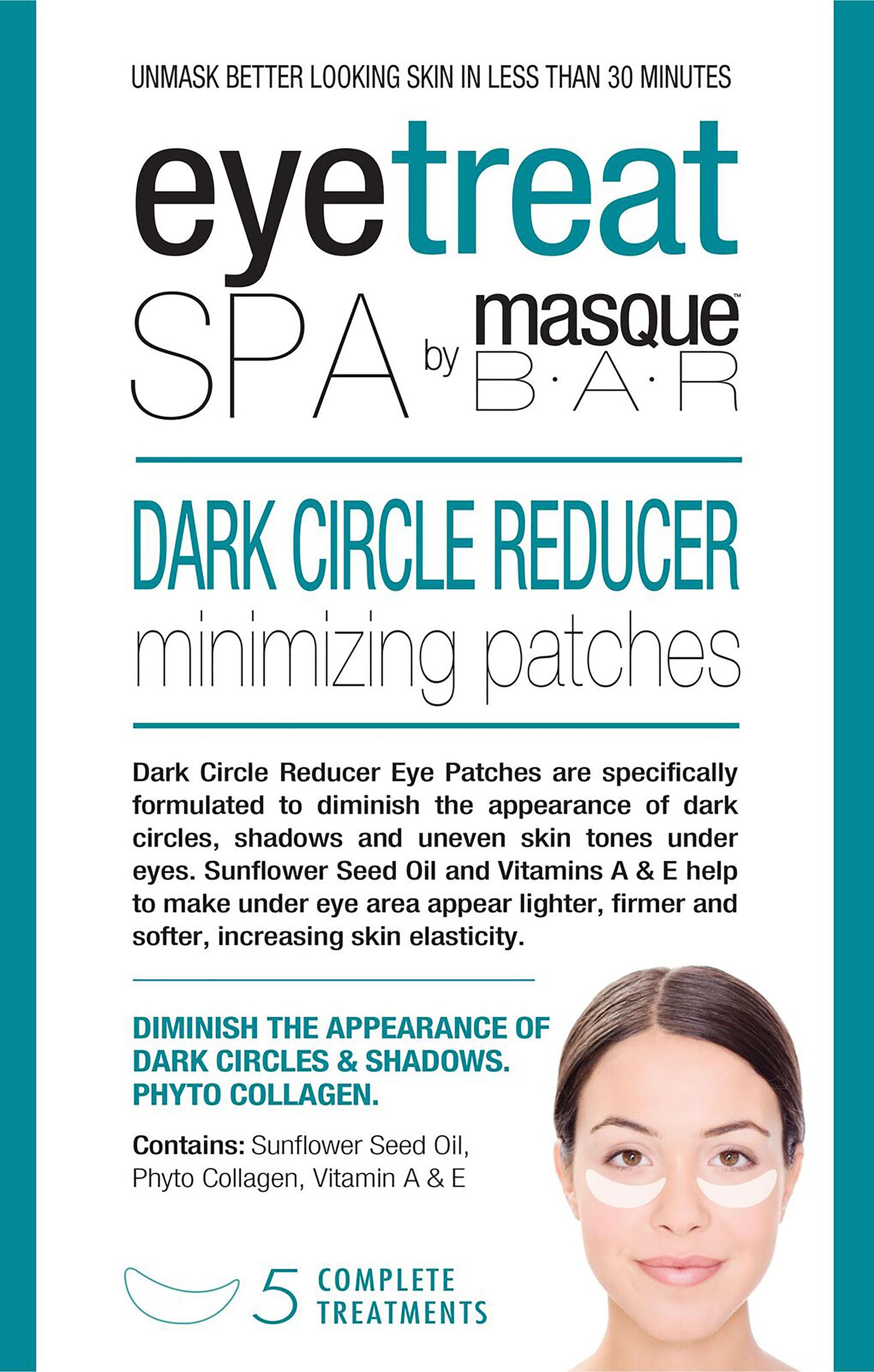Dark Circle Reducer Minimizing Patches