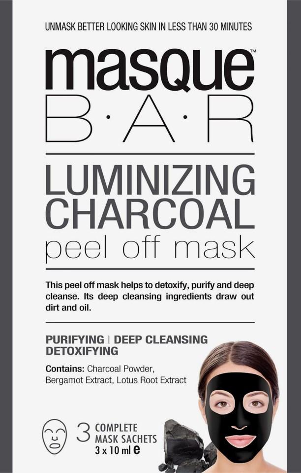 Luminizing Charcoal Peel Off Mask
