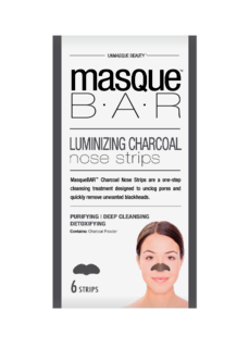 Charcoal Nose Strips 6 st