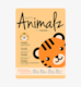 Animalz Tiger Sheet Mask