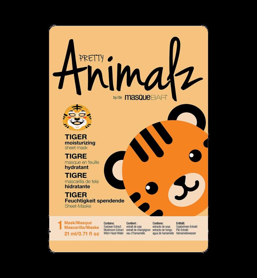 Animalz Tiger Sheet Mask