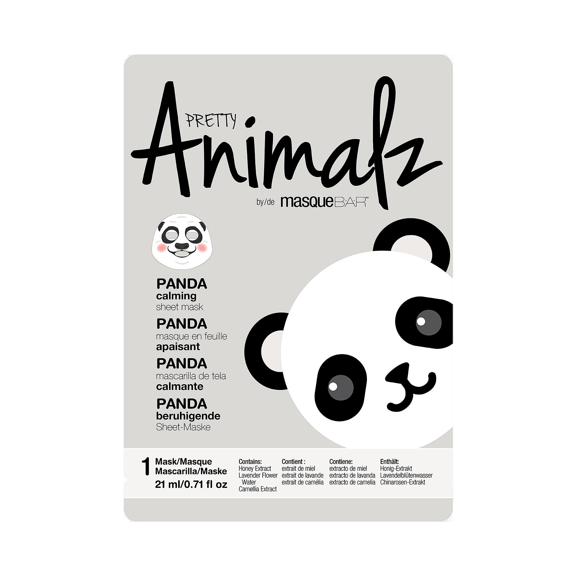 Animalz Panda Sheet Mask