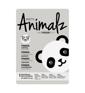 Animalz Panda Sheet Mask