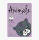Animalz Cat Sheet Mask
