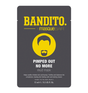 Bandito Pimped Out No More Mud Mask