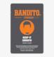 Bandito Keep It Smooth Sheet Mask