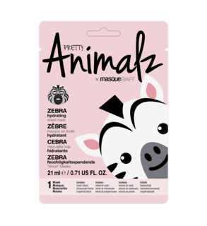 Animalz Zebra Sheet Mask