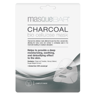 Charcoal Bio Cellulose Mask