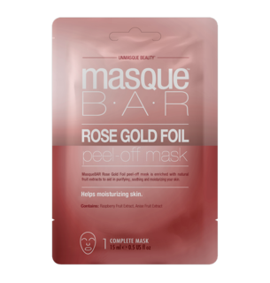Foil Gold Peel Off Mask