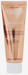 Rose Gold Foil Peel-Off Mask Tube 70 ml