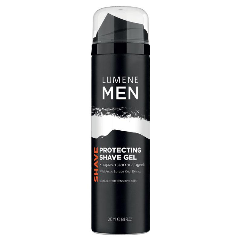 Men Protecting Shave Gel