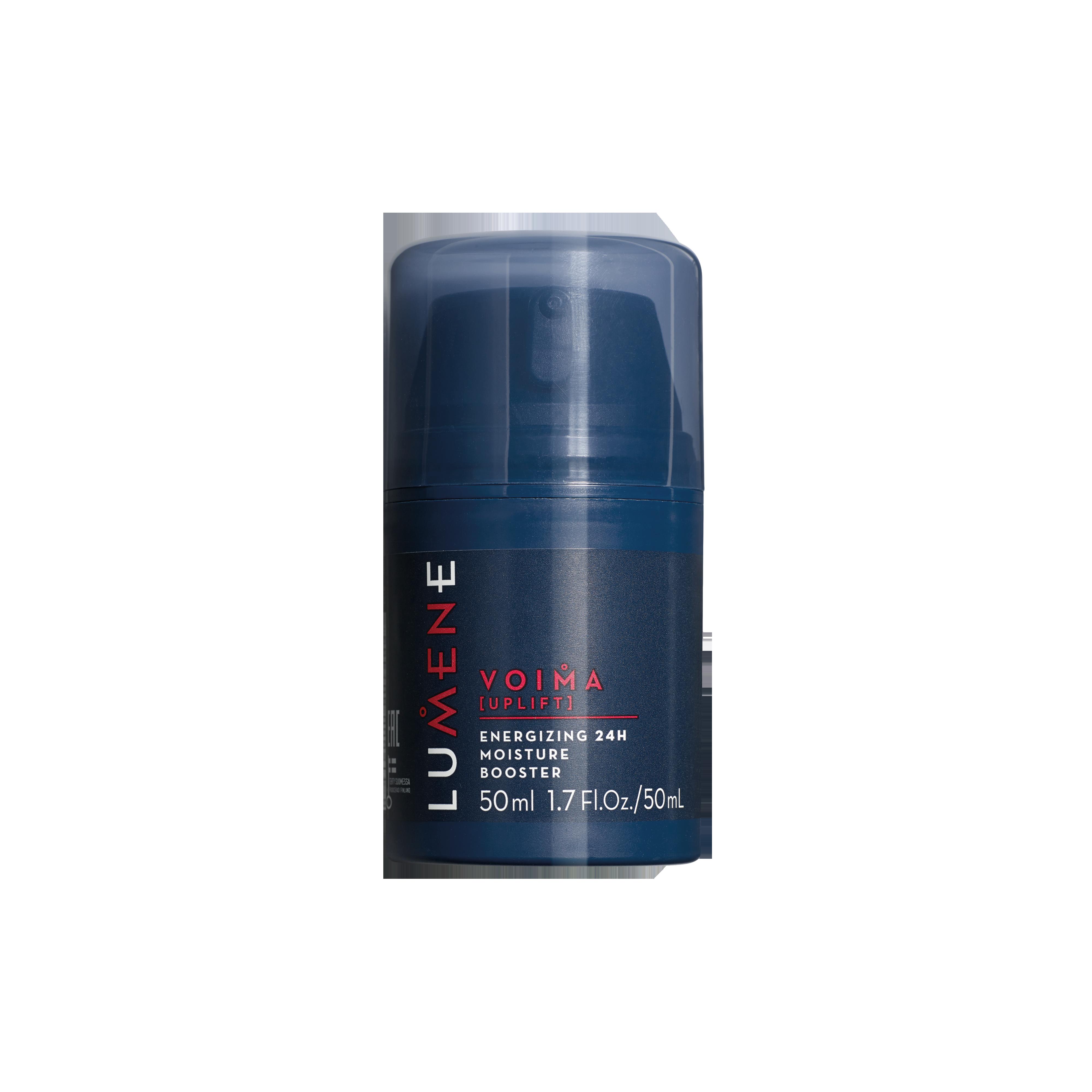 MEN VOIMA Energizing 24H Moisture Booster 50ml