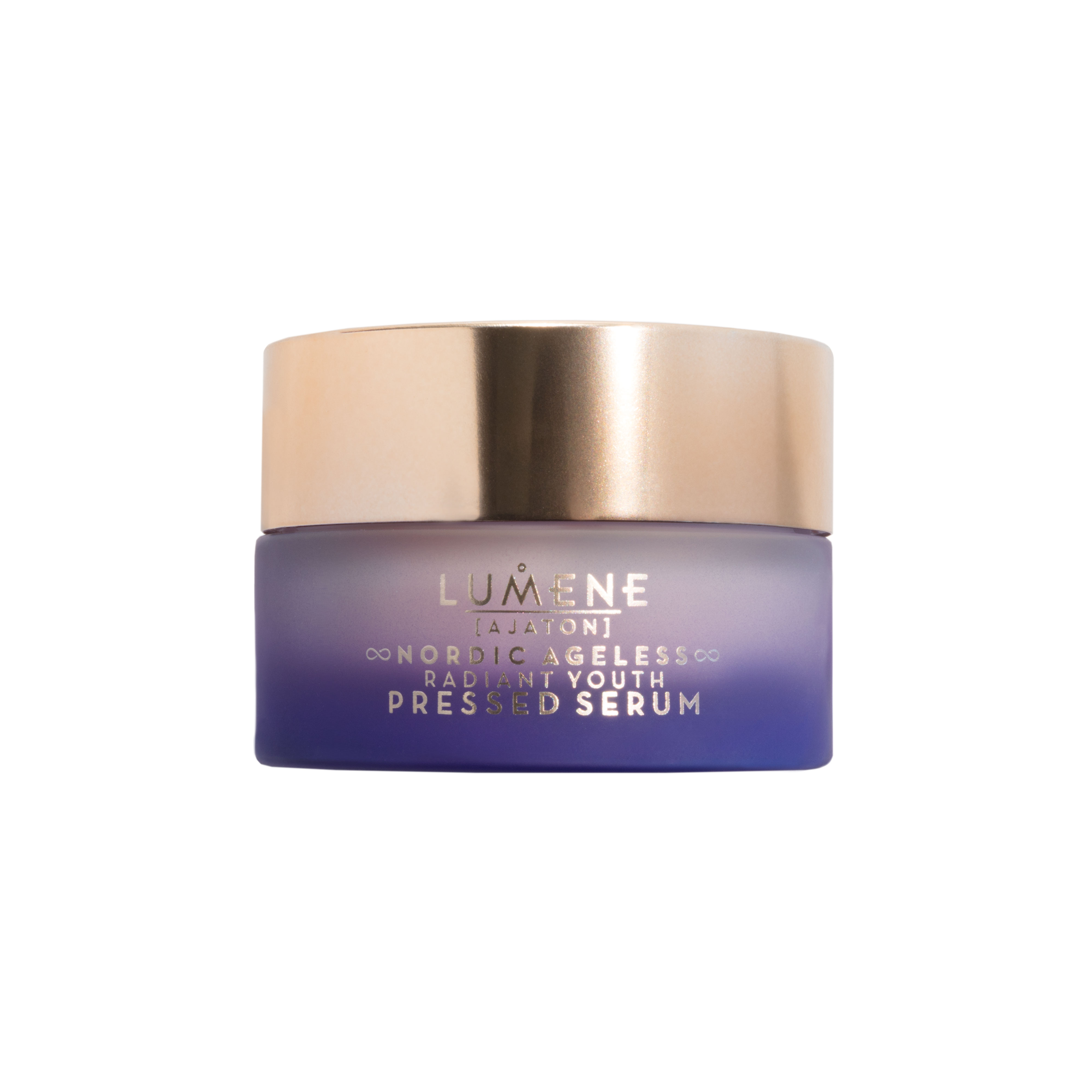 Ajaton NORDIC AGELESS Radiant Youth Pressed Serum 50 ml