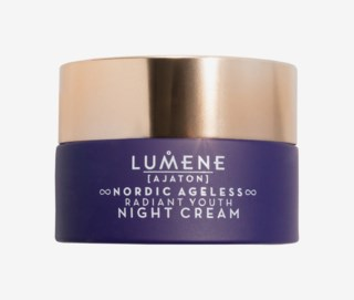 Ajaton NORDIC AGELESS Radiant Youth Night Cream 50 ml