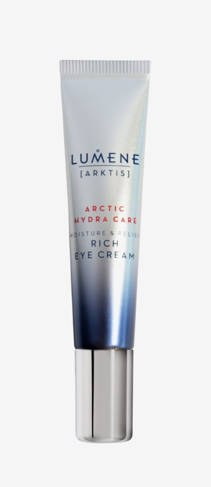 Arktis ARCTIC HYDRA CARE Moisture & Relief Rich Eye Cream 15ml