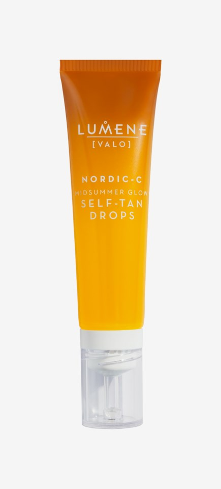 Valo Nordic-C Midsummer Glow Self Tan Drops 30 ml