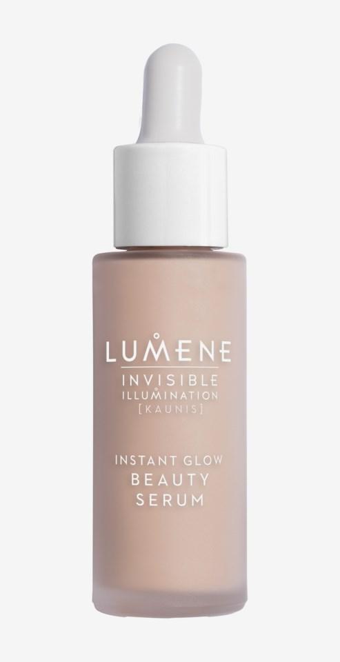 Invisible Illumination Instant Glow Beauty Serum Universal Light