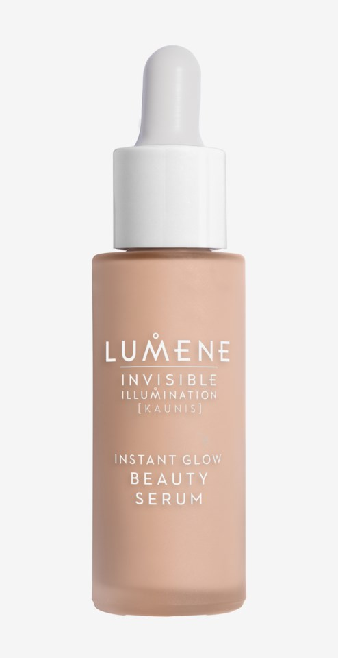Invisible Illumination Instant Glow Beauty Serum Universal Medium