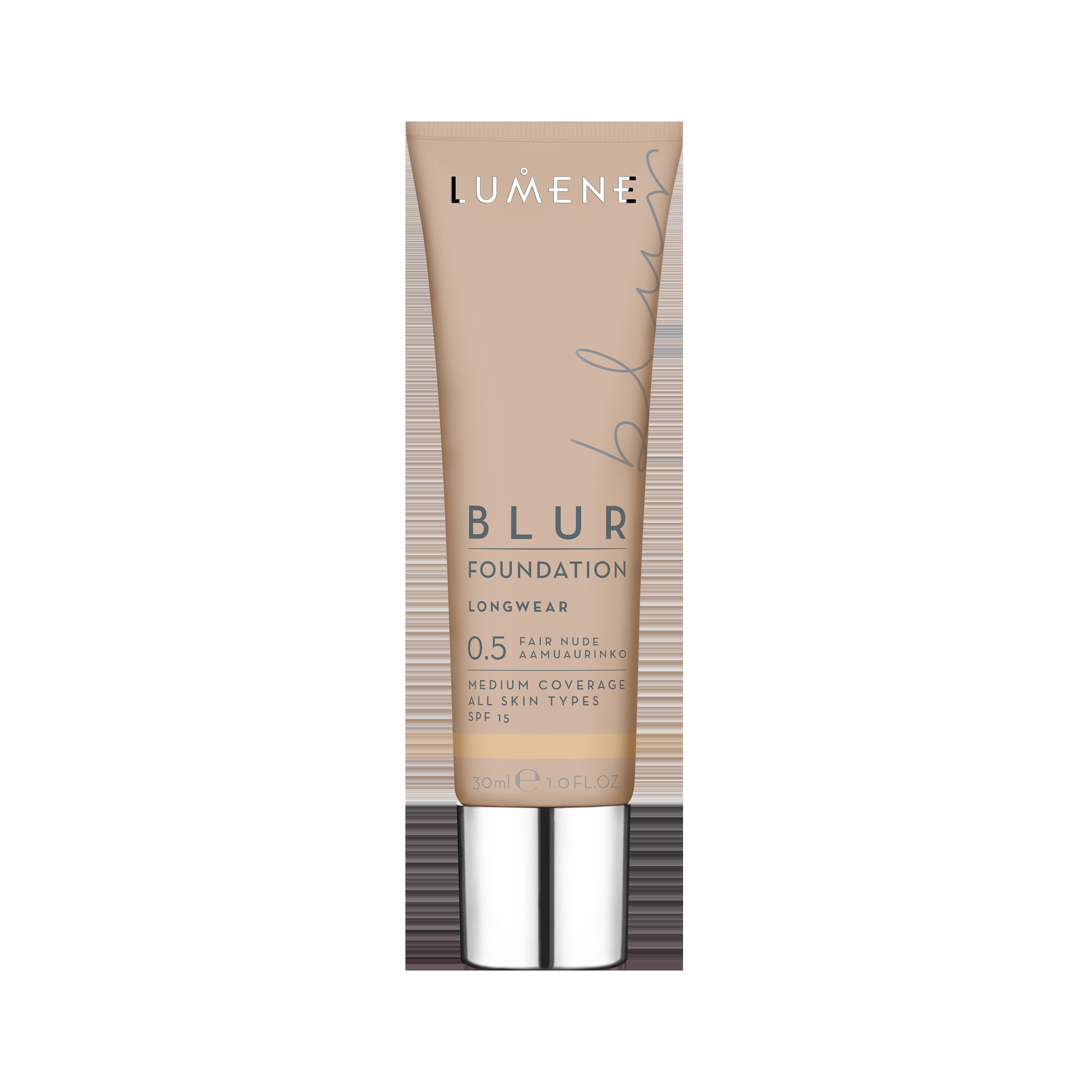 Blur Foundation 0.5 Fair Nude