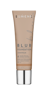 Blur Foundation 4 Warm Beige