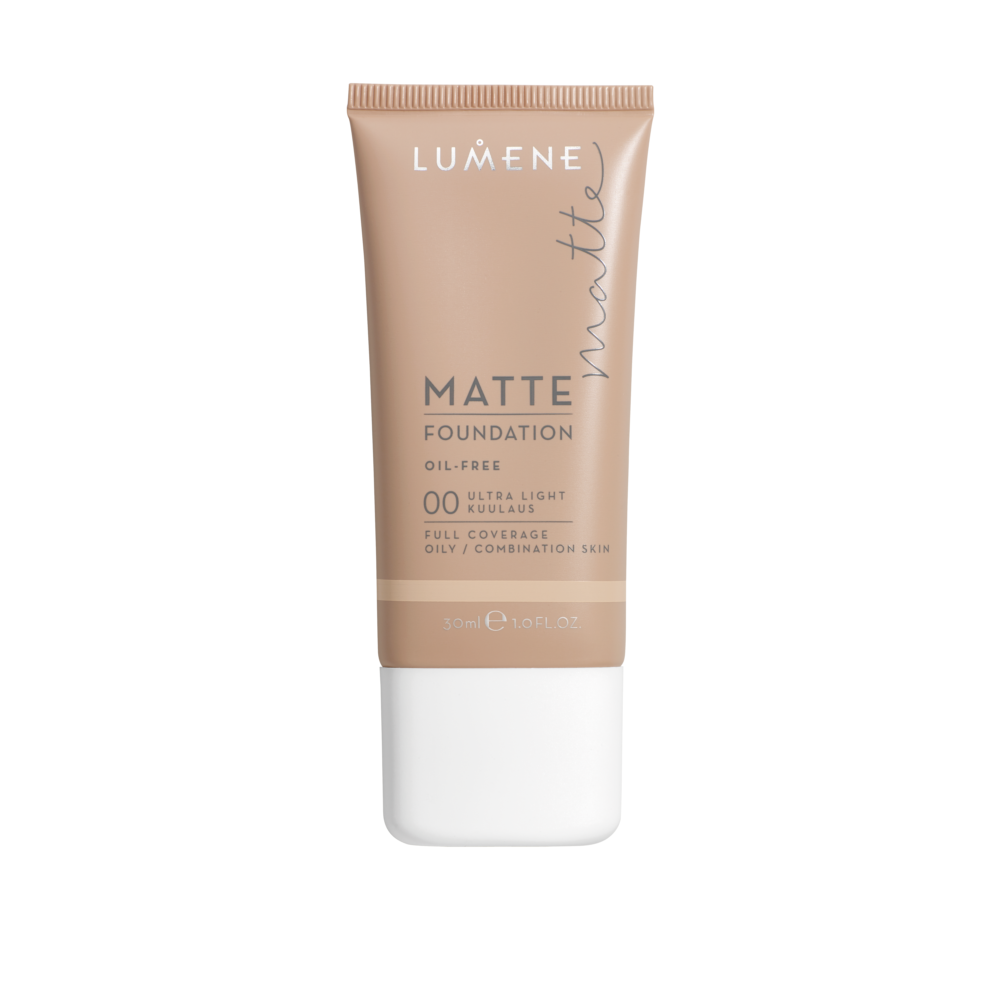 Matte Foundation 00 Ultra Light