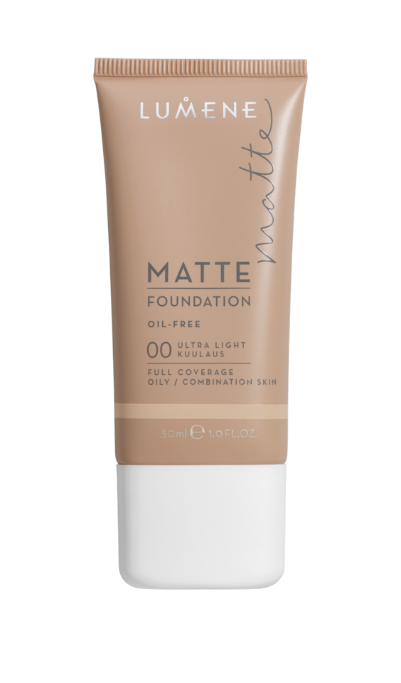 Matte Foundation 00 Ultra Light