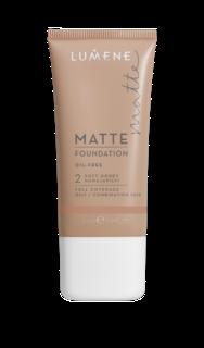 Matte Foundation 2 Soft Honey