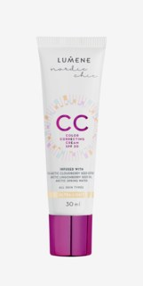 Nordic Chic CC Color Correcting Cream Ultra Light