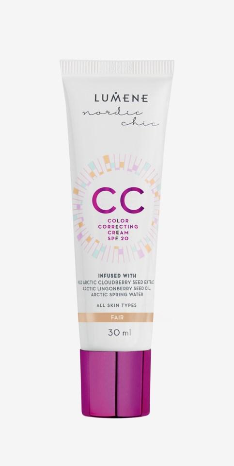 Nordic Chic CC Color Correcting Cream Fair