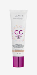 Nordic Chic CC Color Correcting Cream Medium