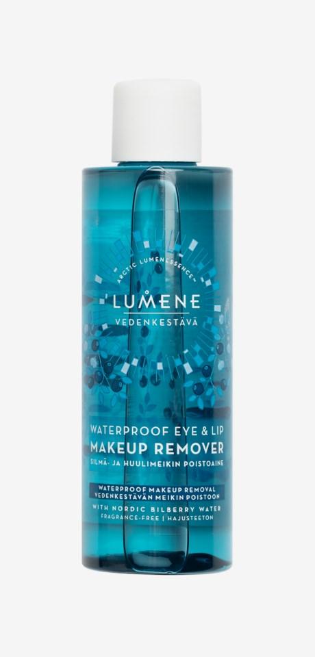 Waterproof Eye & Lip Makeup Remover 100ml