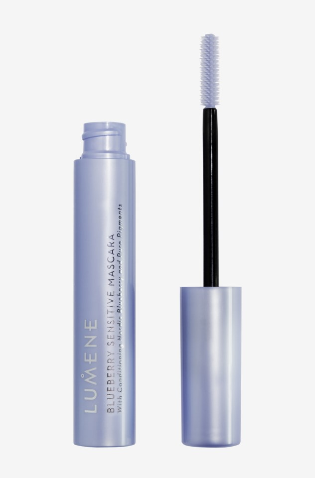 Blueberry Sensitive Mascara Black