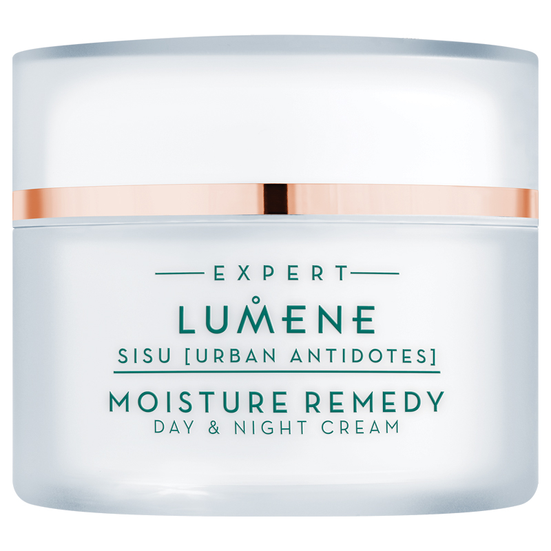 Sisu NORDIC DETOX Moisture Remedy Day & Night Cream