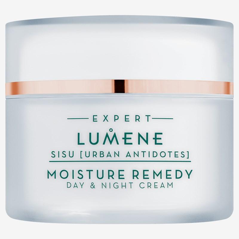 Sisu NORDIC DETOX Moisture Remedy Day & Night Cream 50ml