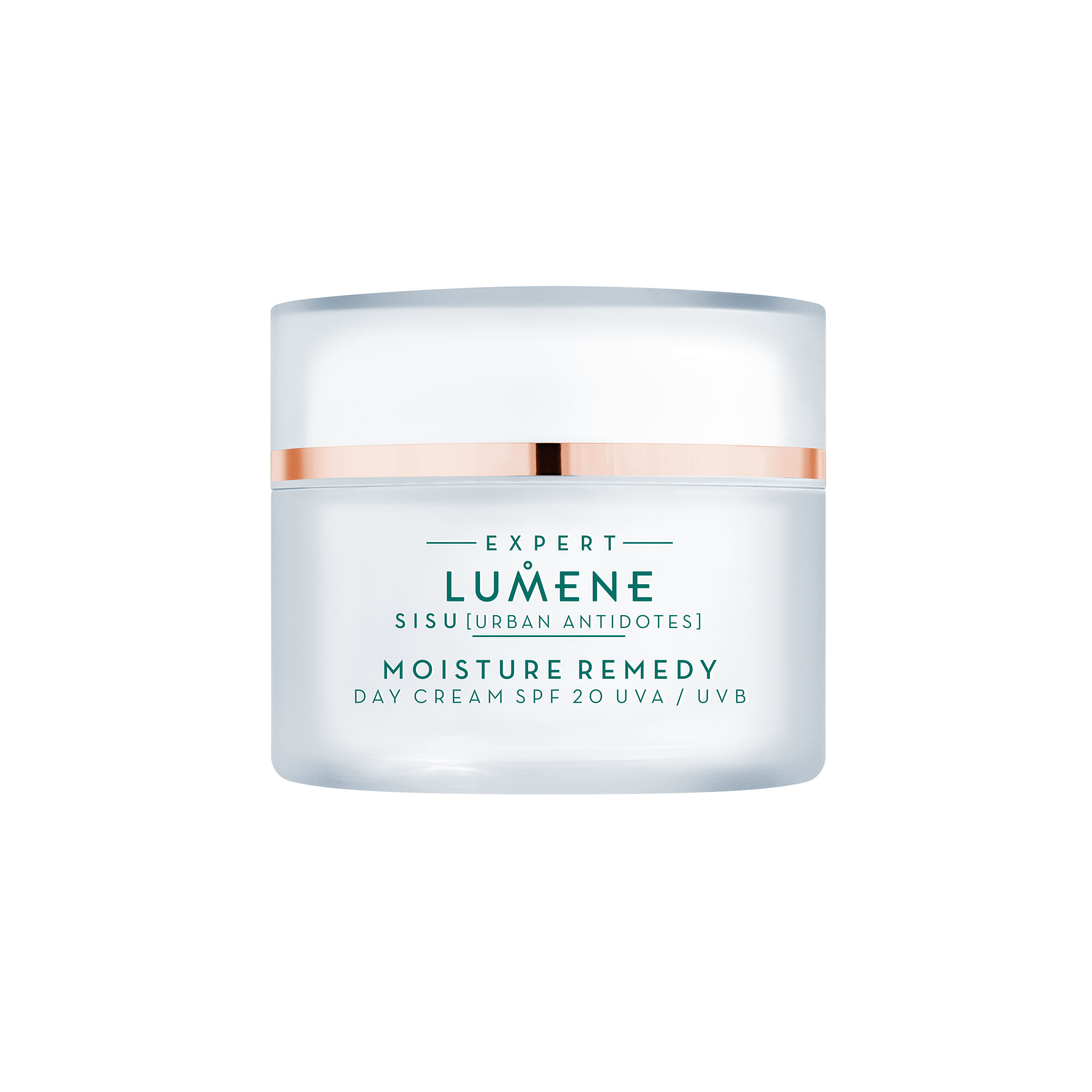 Sisu NORDIC DETOX Moisture Remedy Day Cream SPF20 50ml