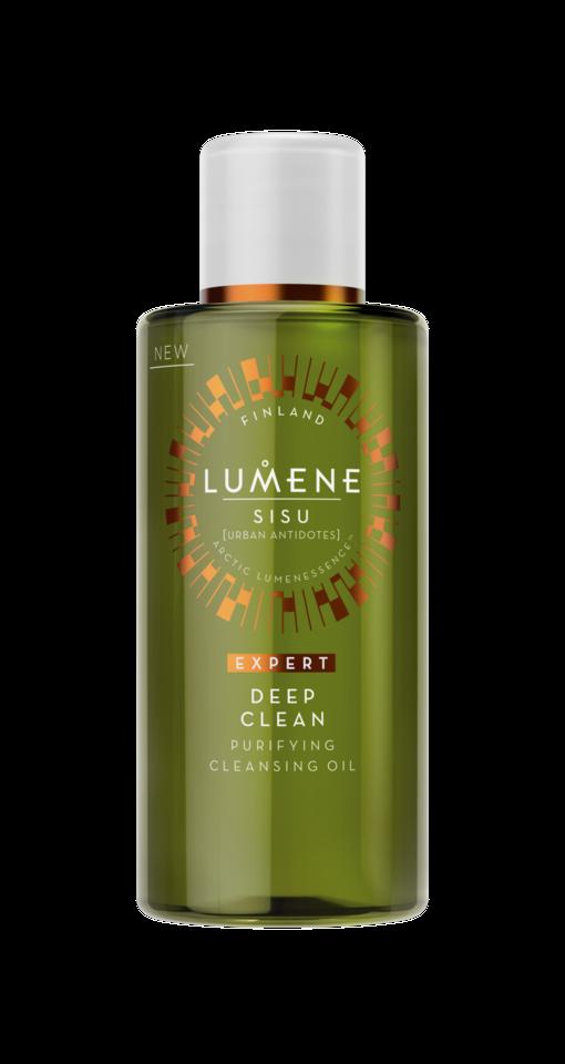 Sisu NORDIC DETOX Deep Clean Purifying Cleansing Oil 150ml