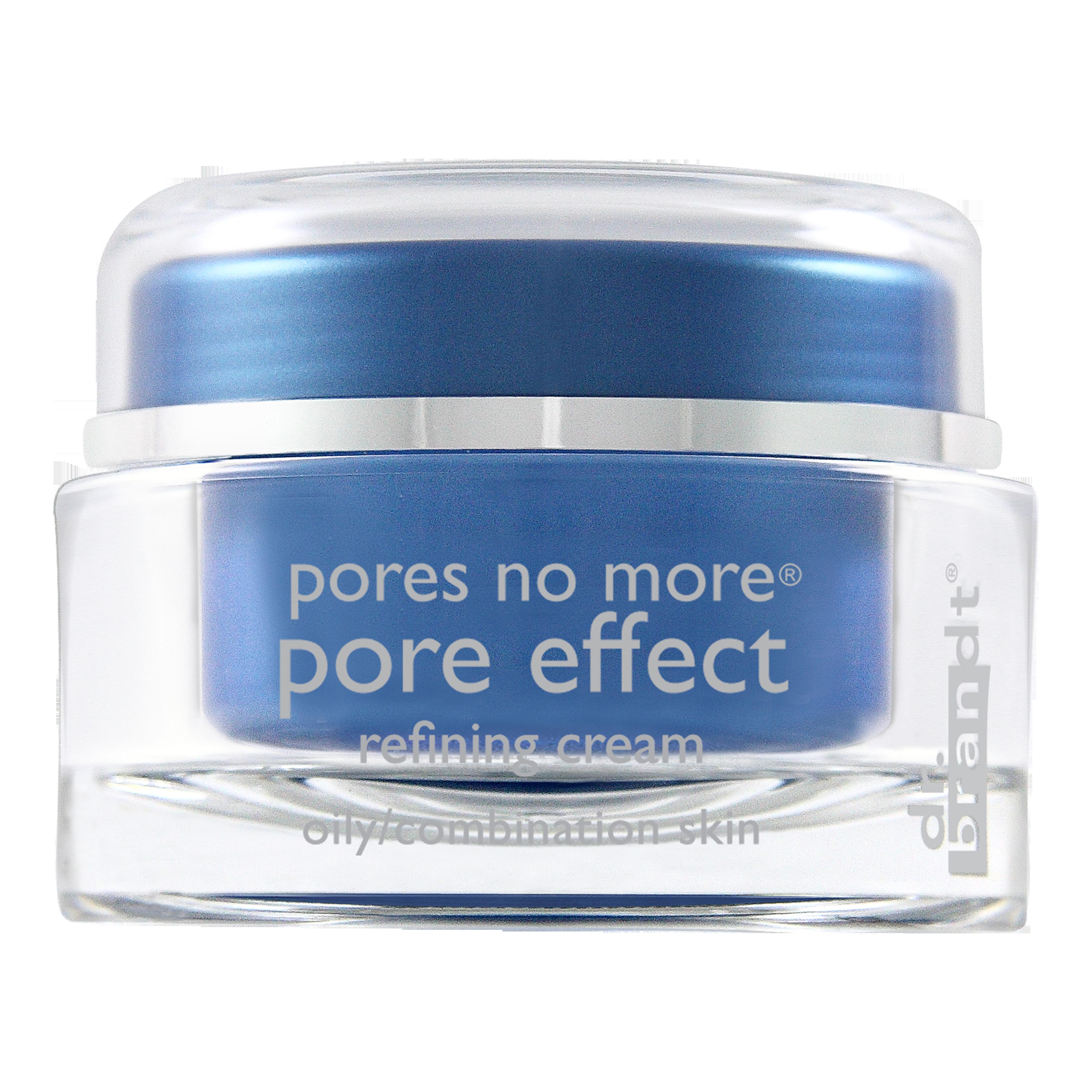Pores No More Pore Effect Refining Cream