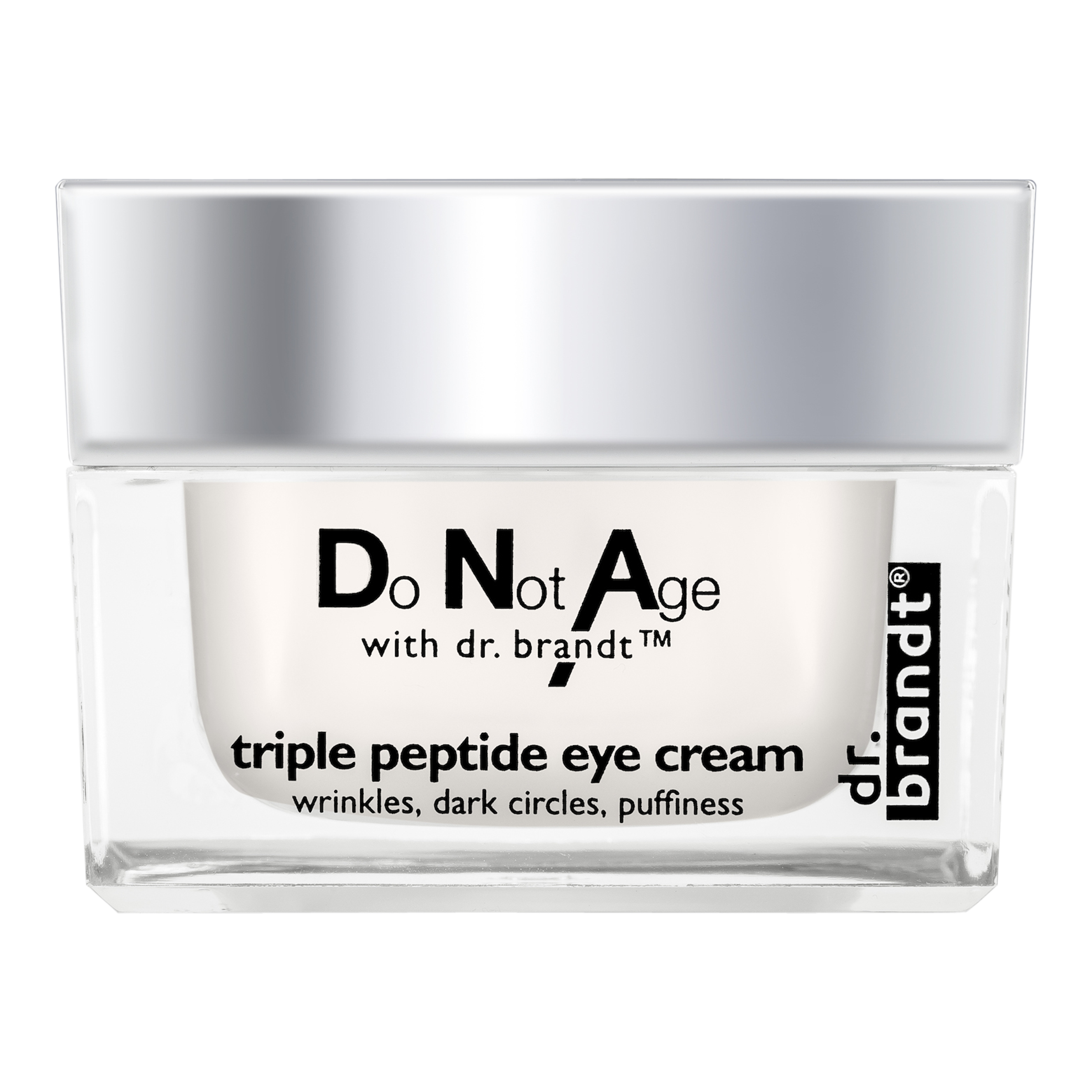 Do Not Age With Triple Peptide Eye Cream 15 g